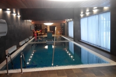 Оборудование для бассейнов из полипропилена