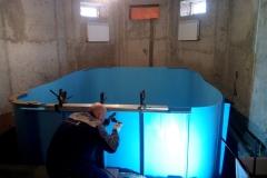 Полипропиленовый бассейн от производителя