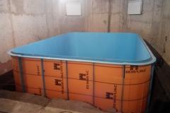 Полипропиленовый бассейн заказать