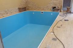 бассейн из полипропилена в бане
